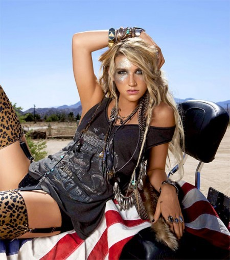 "Ke$ha ""Knew Everything About Sex"" Before She Was Seven"